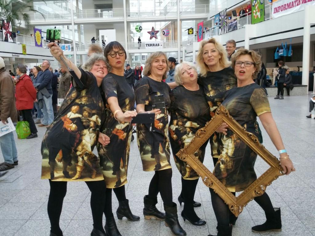 Rembrandt jurken