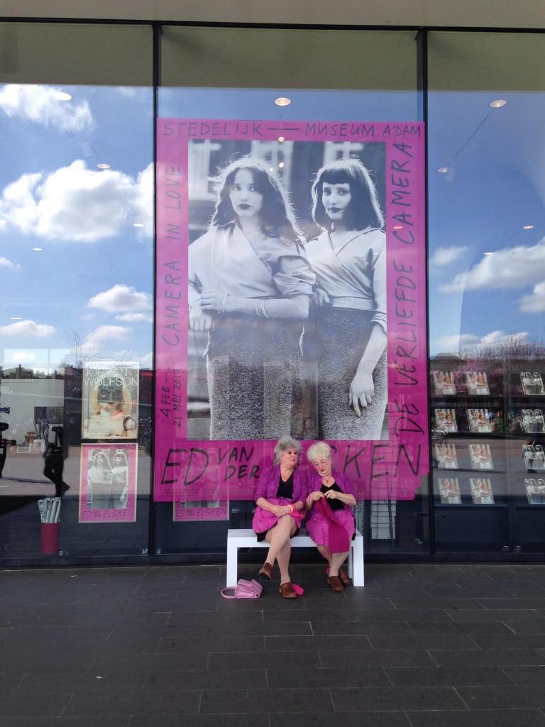 Stedelijk Museum Amsterdam Familiedag